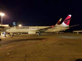 aerei albania