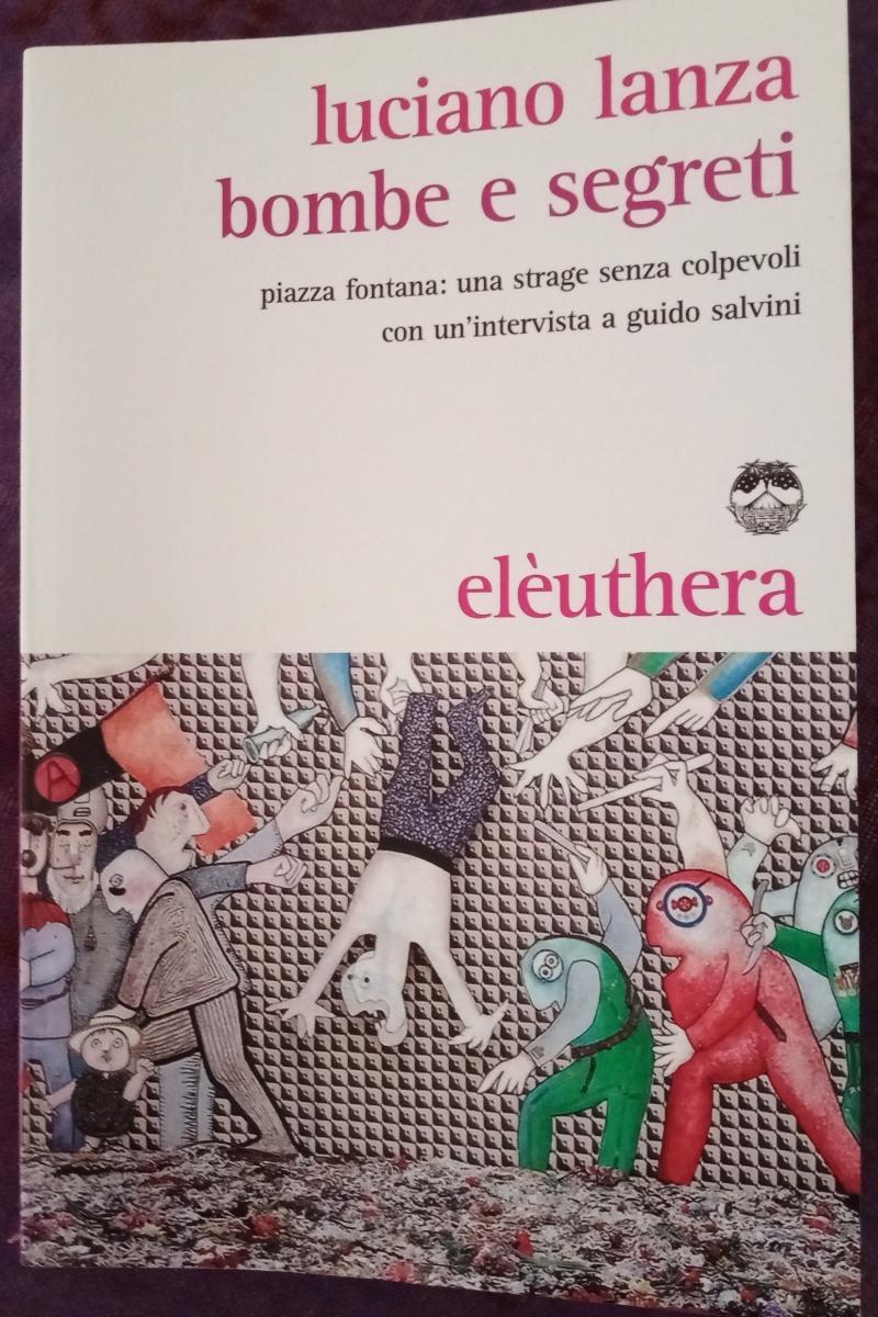 Bombe e segreti Book Cover