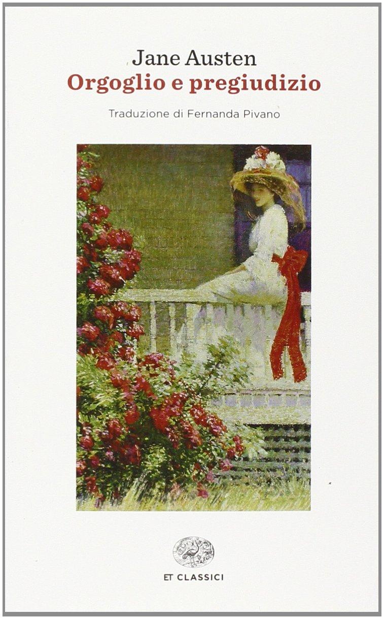 <strong>Orgoglio e pregiudizio</strong> Book Cover