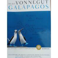 """recensione di """"galapagos"""" di Kurt Vonnegut"""